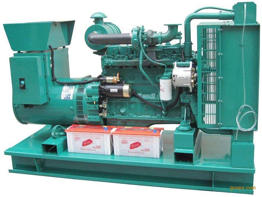 康明斯75kw发电机