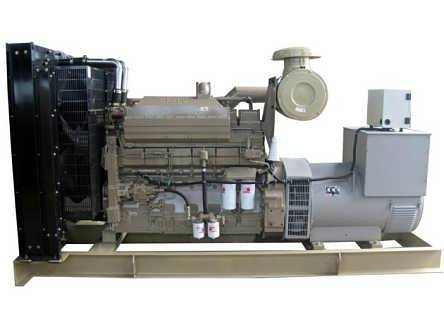 康明斯300kw发电机