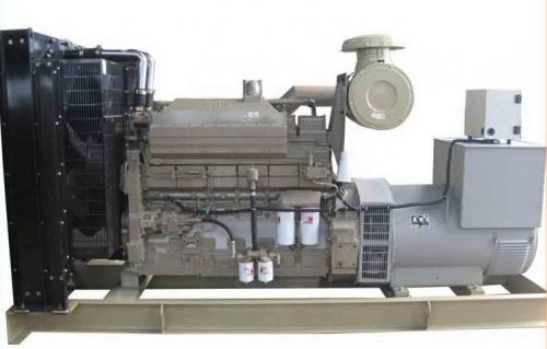 康明斯400kw发电机