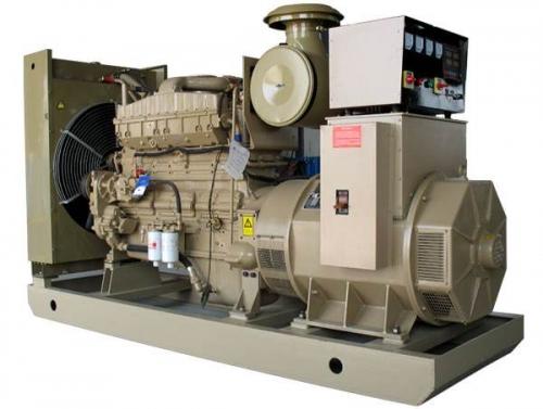 康明斯500kw发电机组